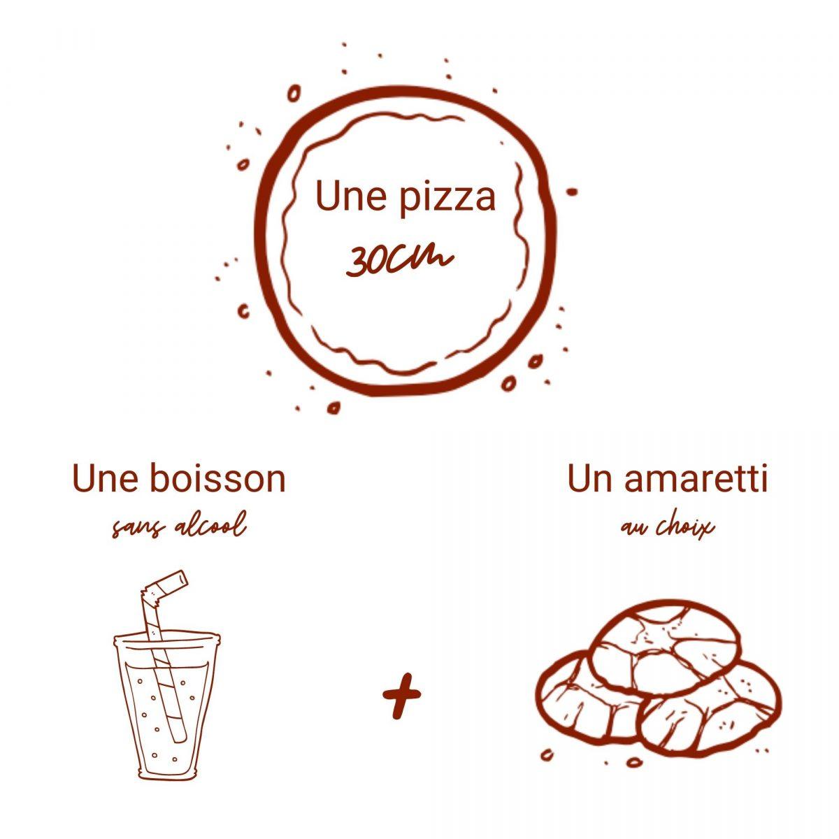 Pizzeria traditionnelle à Chauray - Pizzaà emporter 79