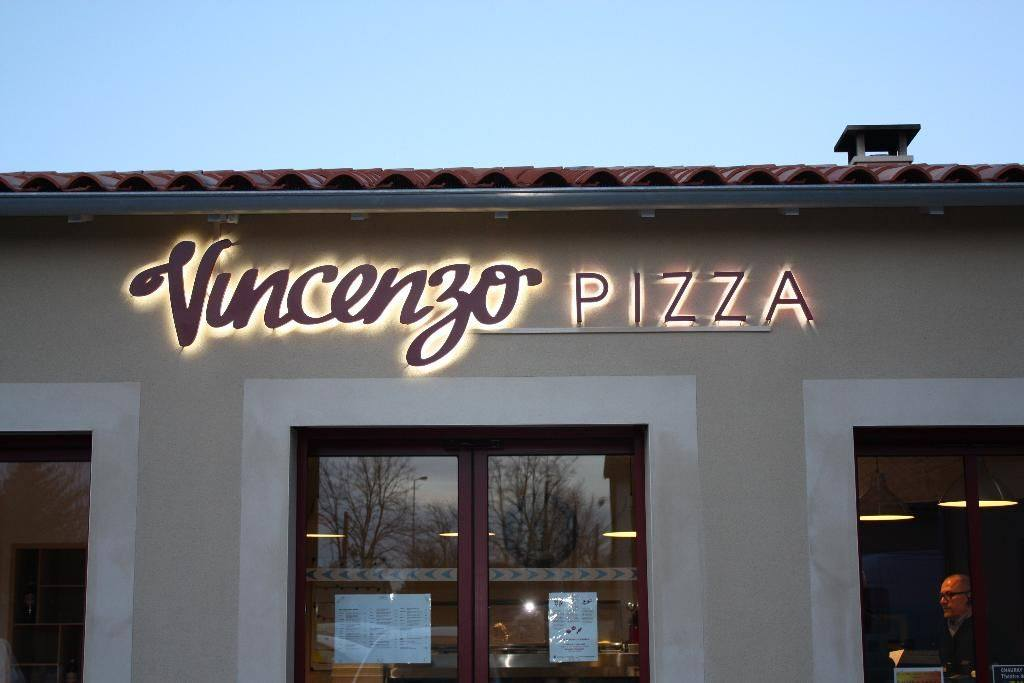 Pizzeria italienne à Chauray