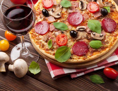 Accords vins et pizza : la sélection de l'équipe