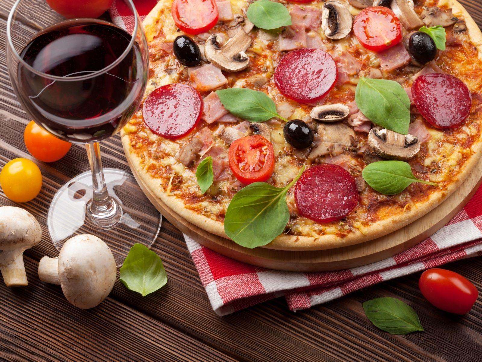 Accords vins et pizza - pizzeria à Chauray 79