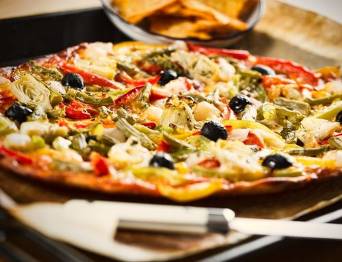 Pizza allégée : quelle garniture choisir ?