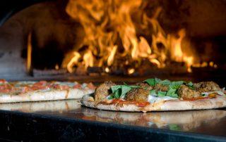 Pizza au feu de bois à Niort, Chauray et Vouillé