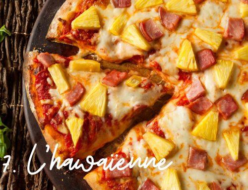 TOP 10 des pizzas à manger une fois dans votre vie