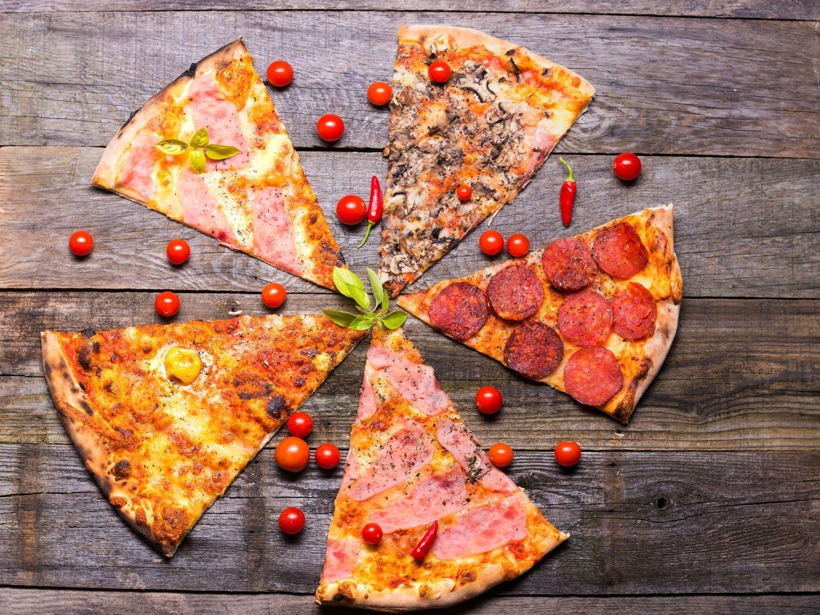 conservation de pizza - Vincenzo Pizza