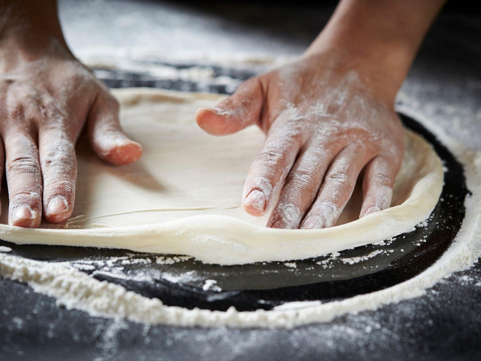 recette pâte à pizza - Vincenzo Pizza